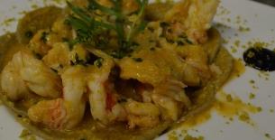 ricetta Croxetti alla maggiorana Morelli con Salsa di Pistacchio e Limone